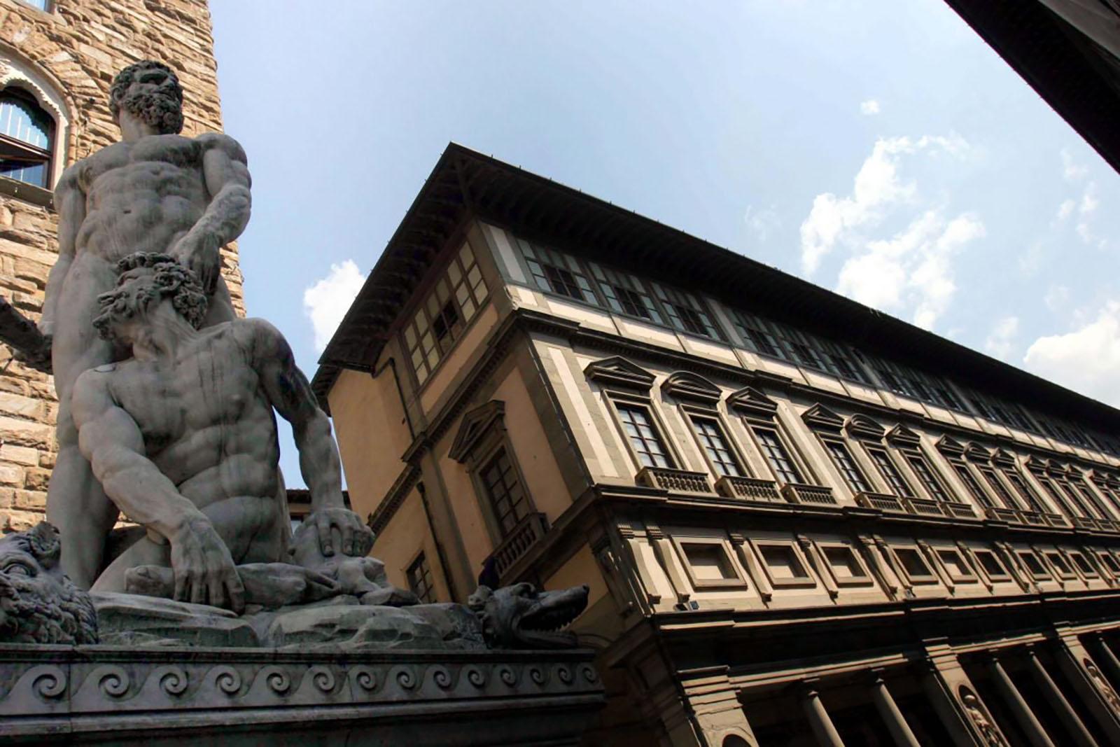 Uffizi qui italia