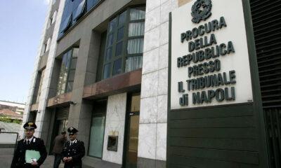 Arresti Napoli Qui Italia