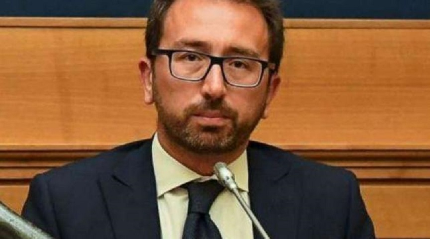 dimissioni e reincarico: alfonso bonafede