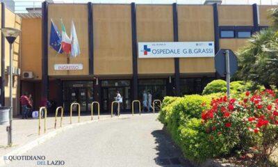 Ospedale Grassi, Ostia