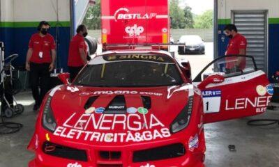 Ferrari Challenge, Best Lap