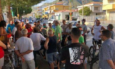stato di emergenza e immigrazione: protesta ad amantea