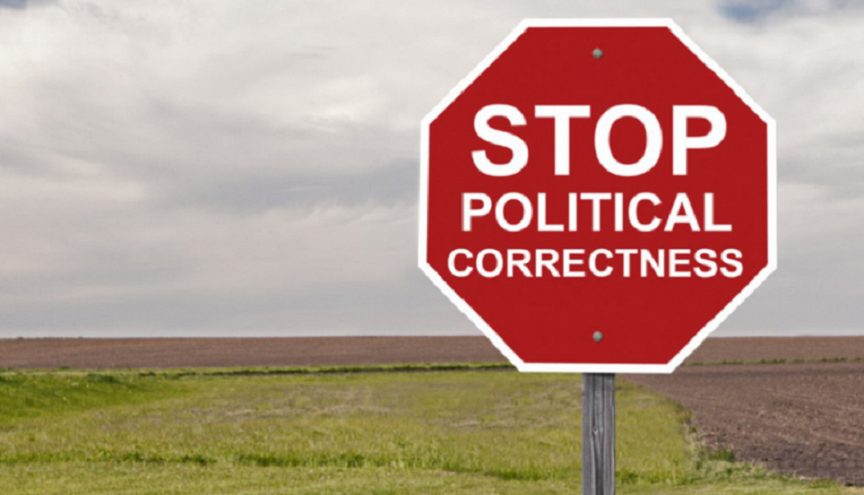 basta politically correct