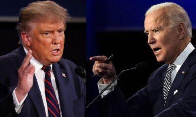 libertà vs. politically correct: trump vs. biden