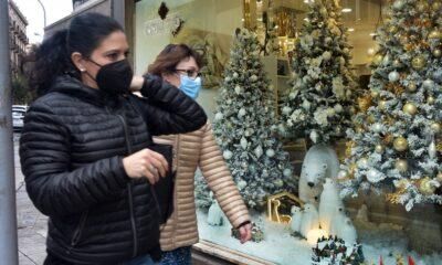 dpcm di dicembre: shopping natalizio