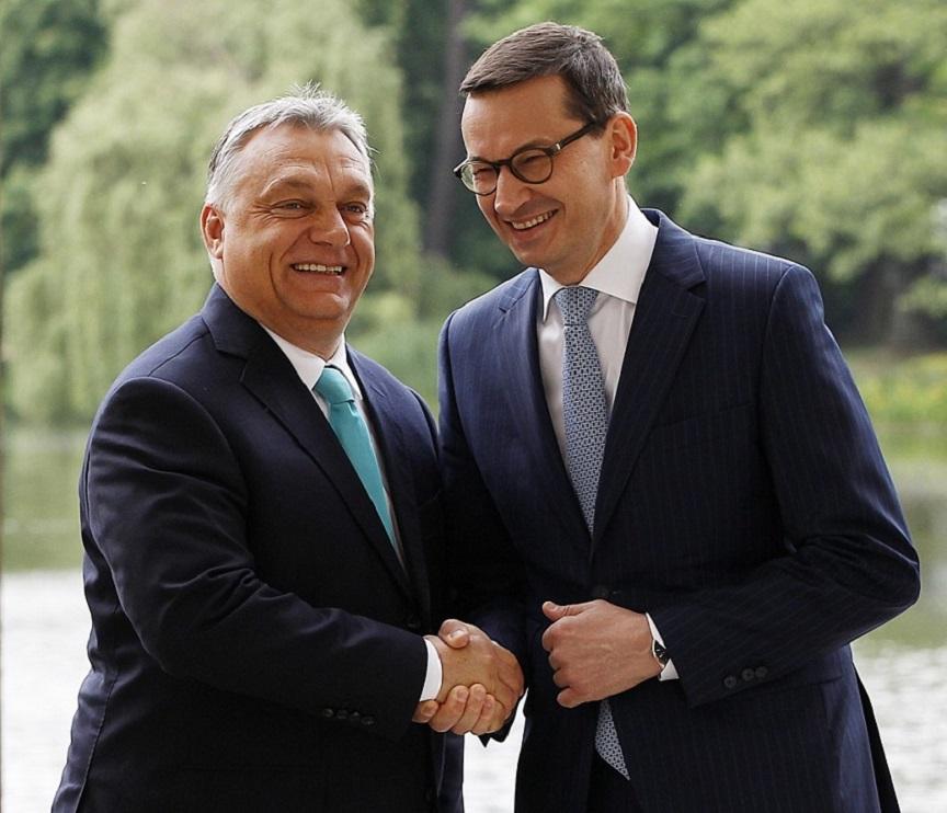 recovery a fondo: viktor orbán e mateusz morawiecki