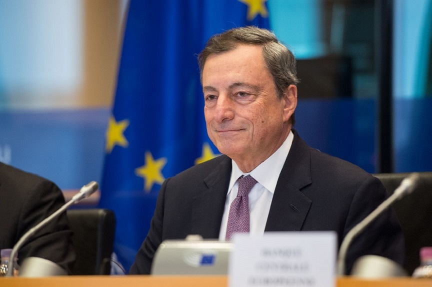strategia anti-covid: mario draghi