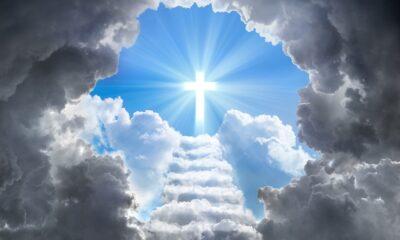 santa pasqua: scala verso il paradiso