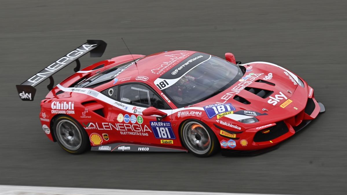Ferrari Bestlap