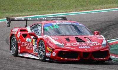 Bestlap Ferrari al Mugello